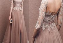 dress long elegant