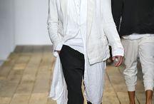 Menswear hi-street fushion