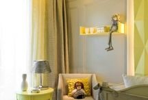 Nursery ideas / by Allyson McLean