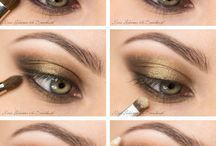 Make up ideas / by Ashley Jaton