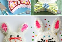 bunny cakes / by Inbal Assulin