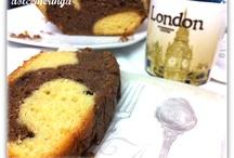 Recipes - Desserts & cakes
