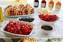 Tandy grand opening jubilee breakfast