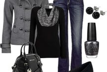 Fall/winter style / by Jennifer Andrews