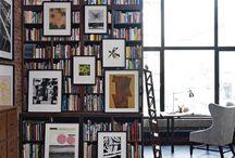 Art: Interesting Installs / Inspiration for interesting art installations in your home.