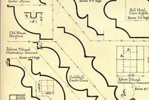 Details de Moulures Bois et Autres