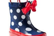 Shoes - Rain Boots