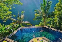 Destination traveling in Indonesia