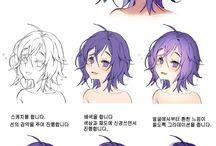 nauka rysunku manga