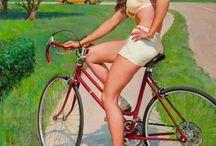 biciclette / ride a bike!