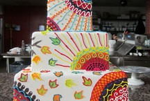 Cakes / by Brandy Solis Celebrating Home