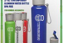 Drinkware- WaterBottles& Tumblers / Stainless Steel, insulated, aluminum water bottles, Tumblers BPA free