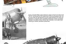 Italian WW2 Aircraft
