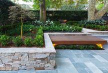 Peter Neenan - Garden walls and beds