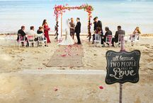 Beach Wedding Ideas / Wedding ideas / by Michelle Mulvehill