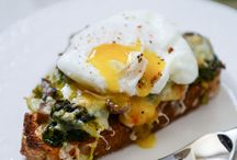 meals to try - breakfast / by Christine Novalis