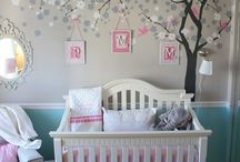 Zoë's room / Baby bits I like