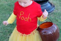 Diy Winnie The Pooh Costume Kids