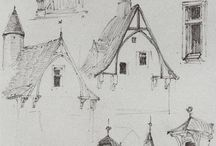 Arch. Sketches _