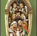 Christmas-Nativity / by Elsie Merz