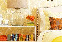 Bedroom ideas / by Jeanette Stromgren