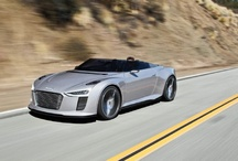 Concept Vehicles / by RTW OEM Wheels