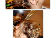 Wedding updo! / I want my hair just right for my son's wedding. / by Pip Cic