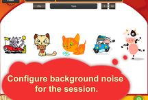 Auditory Processing Apps / Includes apps for auditory processing disorders