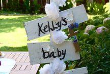 Renees baby shower