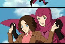 Anime and cosplayz