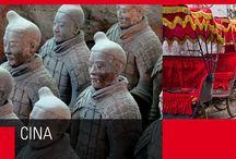 Cina / Una terra meravigliosa, misteriosa e affascinante, che custodisce antichi segreti...