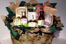 Christmas Gift Baskets from Dream Weaver