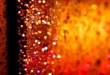oraindsear         ruadh / vibrant orange & red / by deirdre lee