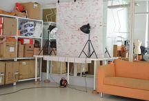 Creative space / I am working