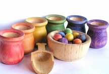 Montessori, Reggio and Waldorf Principles & Activties / Montessori, Regio and Waldorf activities, ideas, information, resources and more  / by Kat@CreativePlayhouse