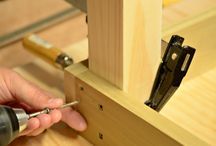 DIY - furniture building / by Cassandra Reichenbacher