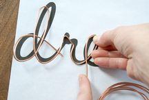 Wire diy
