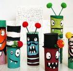 Kreative børneprojekter