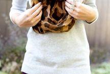 Écharpes et foulards
