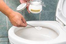 Środki do czyszczenia mieszkania