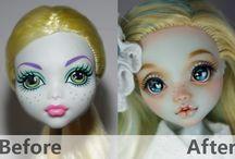 Inspiring Doll Customs