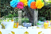 FIESTA CINCO DE MAYO / cinco de mayo party ideas / by Erin Carroll @ Blue-Eyed Bride