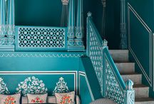 Indian Inspired Interior Design