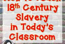 Teaching about Slavery