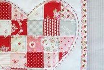 Quilts ~ Valentine's Day