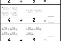 Wiskunde (Work Sheets)