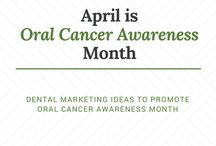 Dental Social Media - Oral Cancer and Health / All about Oral Health - Oral Cancer, Smoking, Piercings, Screening Reminders