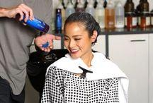 Cuidados del Cabello / Shampoos, cremas de enjuague, productos laciadores, tintes dañinos, tratamientos naturales y mucho más para mantener tu pelo reluciente!