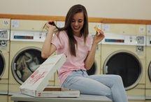 Photo Shoot : Laundromat