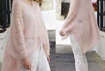 вязаное облачко